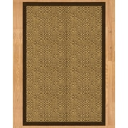 Natural Area Rugs Venus Hand Crafted Fudge Area Rug; 3' x 5'