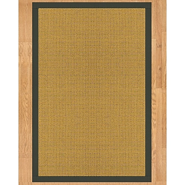 Natural Area Rugs Santiago Hand Crafted Metal Area Rug; 5' x 8'