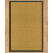Natural Area Rugs Santiago Hand Crafted Metal Area Rug; 3' x 5'