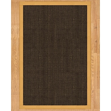 Natural Area Rugs Vida Hand Crafted Natural Area Rug; 4' x 6'