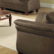 Serta Upholstery Armchair; Sienna Chocolate