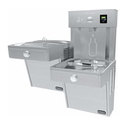 Elkay Filtered Vandal-Resistant EZH2O  Bottle Filling Station w/ Bi-Level Vandal-Resistant Cooler