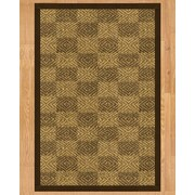 Natural Area Rugs Walden Hand Crafted Fudge Area Rug; 3' x 5'