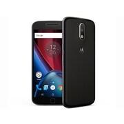 Motorola - Téléphone intelligent Android Moto G4 Plus 5,5 po, déverrouillé, noir (01002NACRTL)