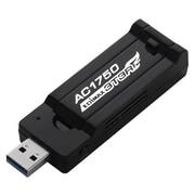 Edimax AC1750 Dual-Band Wi-Fi USB 3.0 Adapter with 180-degree Adjustable Antenna (EW-7833UAC)