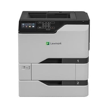 Lexmark CS725dte Single Function Colour Laser Printer (40C9001)