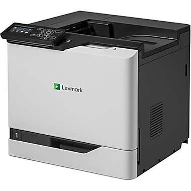Lexmark CS820de Single Function Colour Laser Printer (21K0200)