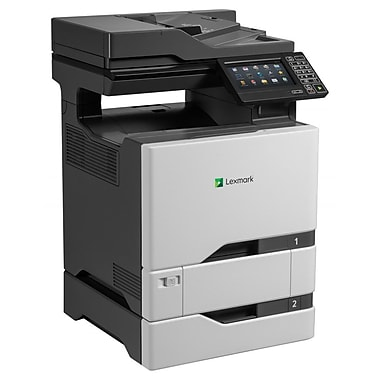 Lexmark CX725dhe Multi Function Colour Laser Printer (40C9501)