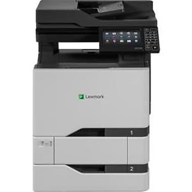 Lexmark CX725dthe Multi Function Colour Laser Printer (40C9502)