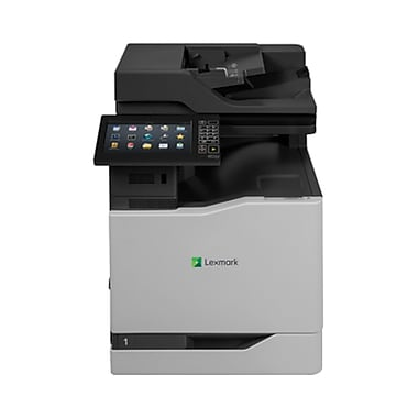 Lexmark CX860de Multi Function Colour Laser Printer, (42K0070)