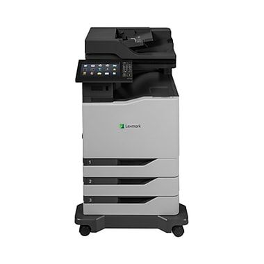 Lexmark CX860dte Multifunction Colour Laser Printer (42K0071)