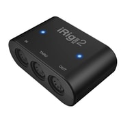 IK Multimedia – Interface MIDI portative iRig MIDI 2 pour iOS, Mac et PC, (IPIRIGMIDI2IN)