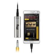 IK Multimedia iRig HD-A digital Guitar Interface for Samsung Devices, (IPIRIGHDAIN)