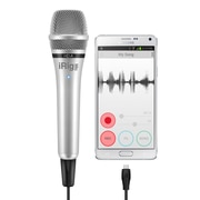 IK Multimedia iRig Mic HD-A Handheld Digital Microphone for Android & PC (IPIRIGMICHDAIN)