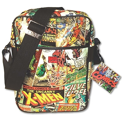 Marvel Comic Retro Flight Bag (MV-RCFB-10) 2401534