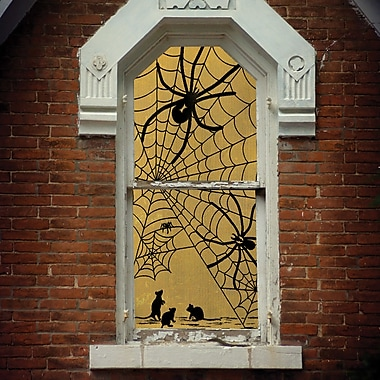 Heritage Lace Tangled Web Indoor/Outdoor Single Curtain Panel