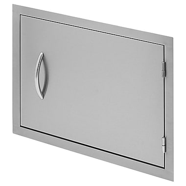 Cal Flame 27'' Horizontal Access Door for Outdoor Grill Island