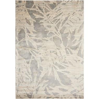 Calvin Klein Rugs Maya Borneo Zinc Area Rug; 7'6'' x 10'6''