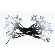 Alpine Snowflake String Lights Christmas Decoration