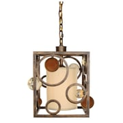 Van Teal Free Wheeling Wheels Of Time 1-Light Pendant