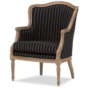 Wholesale Interiors Baxton Studio Charlemagne Arm Chair