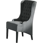 Wholesale Interiors Baxton Studio Vincent Wingback Chair