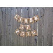 Rustic Chic Boutique Class of 2016 Banner