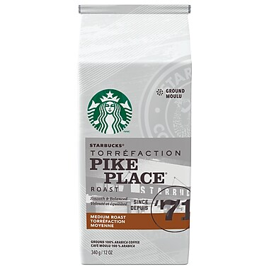 Starbucks® Coffee, Pike Place, 340g