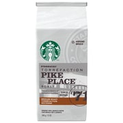 Starbucks® Coffee, Pike Place® Roast, Ground, 340g