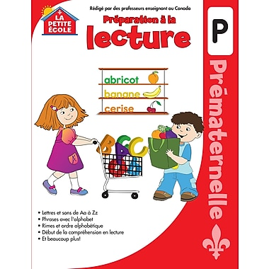 La Petite Ecole Reading, Pre-Kindergarten