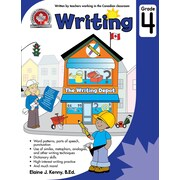Canadian Curriculum Press Writing Skills Grade 4