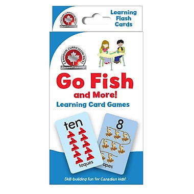 Canadian Curriculum Press—Fiches éducatives, Go Fish