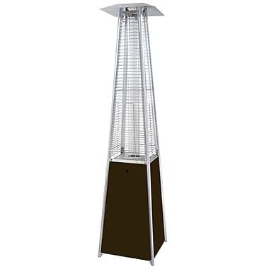 AZ Patio Heaters Tall 40,000 BTU Propane Patio Heater; Hammered Bronze