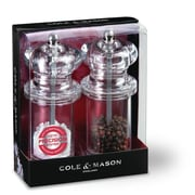 Cole & Mason 2 Piece Salt and Pepper Grinder Set