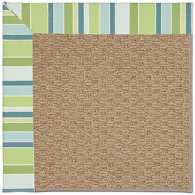 Capel Zoe Brown Indoor/Outdoor Area Rug