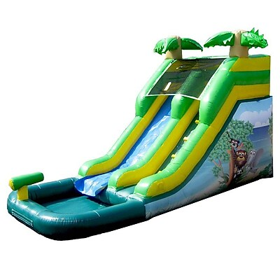 JumpOrange DuraLite Safari Water Slide