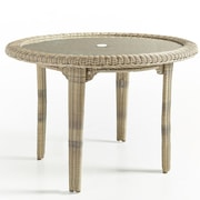 South Sea Rattan Provence Dining Table