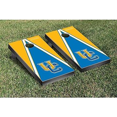 Victory Tailgate NCAA Triangle Version Cornhole Game Set; California Riverside Highlanders