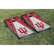 Victory Tailgate Triangle Weathered Version Cornhole; Indiana Hoosiers