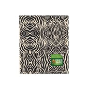 Duck Duct Tape Sheets 8 1/4 In. X 10 In. Zig-Zag Zebra Each [Pack Of 8] (8PK-280092)