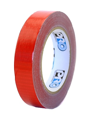 Pro Tapes Pro-Duct 110 Tape Red [Pack Of 6] (6PK-PD130RED)