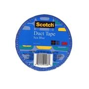 Scotch Colored Duct Tape Sea Blue 1.88 In. X 20 Yd. Roll, 6/Pack, (6PK-920-BLU-C)