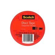 Scotch Colored Duct Tape Tangerine Orange 1.88 In. X 20 Yd. Roll, 6/Pack, (6PK-920-ORG-C)