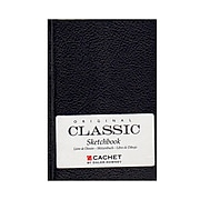 Cachet Classic Sketch Book 4 In. X 6 In. [Pack Of 2] (2PK-471100406)