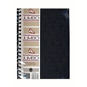 Michael Roger Jumbo Sketch Book Black 7 In. X 10 In. (39211)