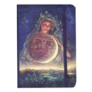 Peter Pauper Small Format Journals Moon Goddess 5 In. X 7 In. 160 Pages [Pack Of 3] (3PK-9781441302632)