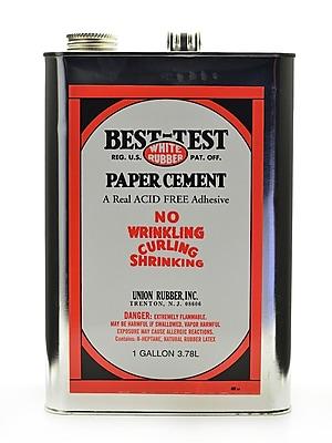 Best-Test Paper Cement 128 Oz. (103)