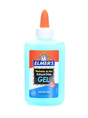 Elmer'S Washable School Glue Gel 4 Oz. [Pack Of 12] (12PK-E364)