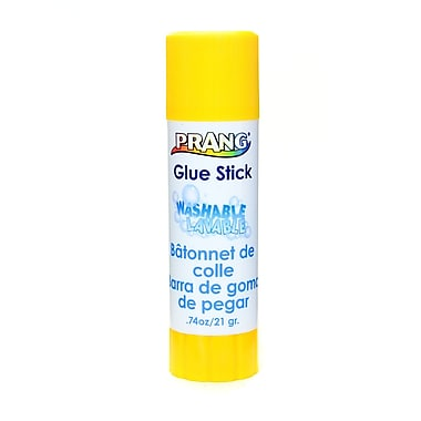 Prang Washable Glue Stick 0.74 Oz. [Pack Of 12] (12PK-15155)