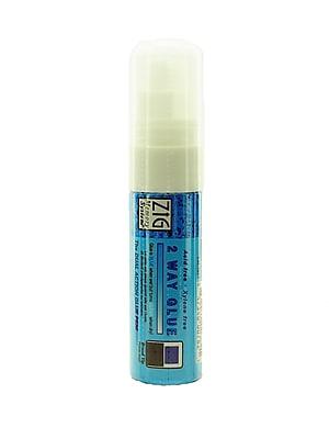 Zig Memory System 2-Way Glue Pens Broad 15 Mm [Pack Of 3] (3PK-MSB-30M/1P)